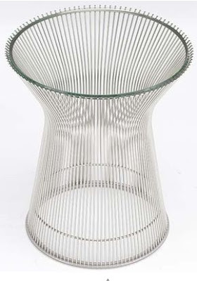 Bromeliad CB Hacker How To Knock Off A Platner Side Table With A - Cb2 haven coffee table