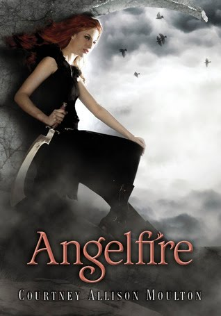 Other: Angelfire is the first novel of Courtney Allison Moulton and is also