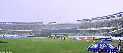 Sher-e-Bangla Cricket Stadium, Mirpur Bangladeshi venues Dhaka for this ICC world cup 2011