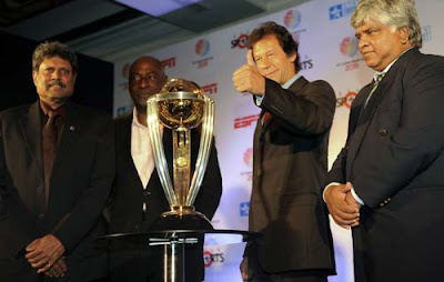 ICC World Cup 2011 Opening Ceremony information, Photos and Videos