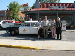 "Sheriff'""s Car in Mayberry"