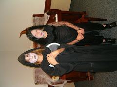Halloween Piano Recital