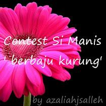 Contest Si Manis berbaju kurung by AZALIAHJSALLEH