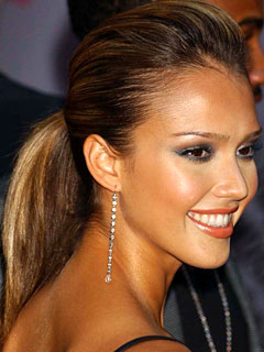 Fancy ponytail Hairstyles