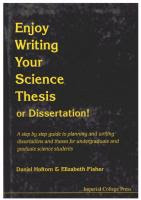 Finding Theses and Dissertations - Libraries & Collections