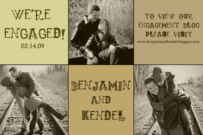 Engagment Announcement