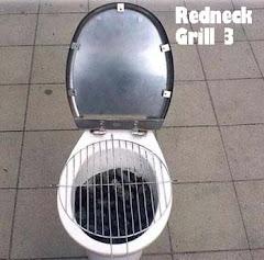 Redneck bbq grill