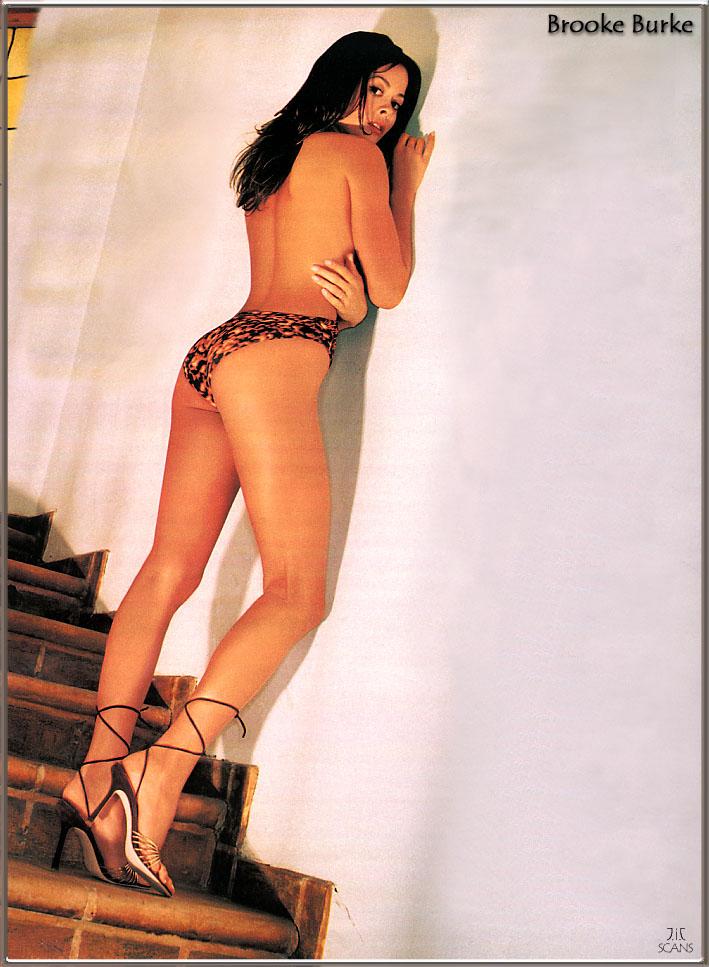 Fotos de desnudos de Brooke Burke filtradas en