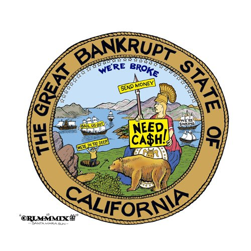 THE NEW CALIFORNIA STATE SEAL