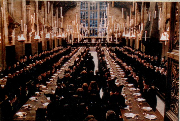 hogwarts castle great hall - photo #28