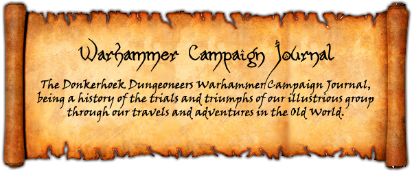 Warhammer Campaign Journal