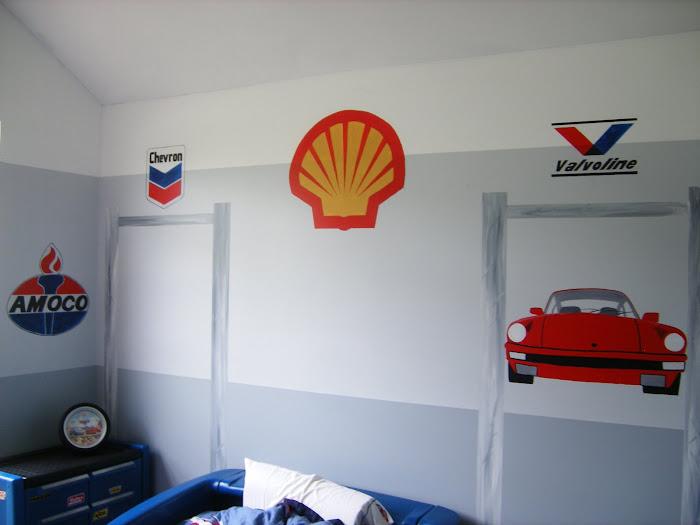 Garrett's Garage