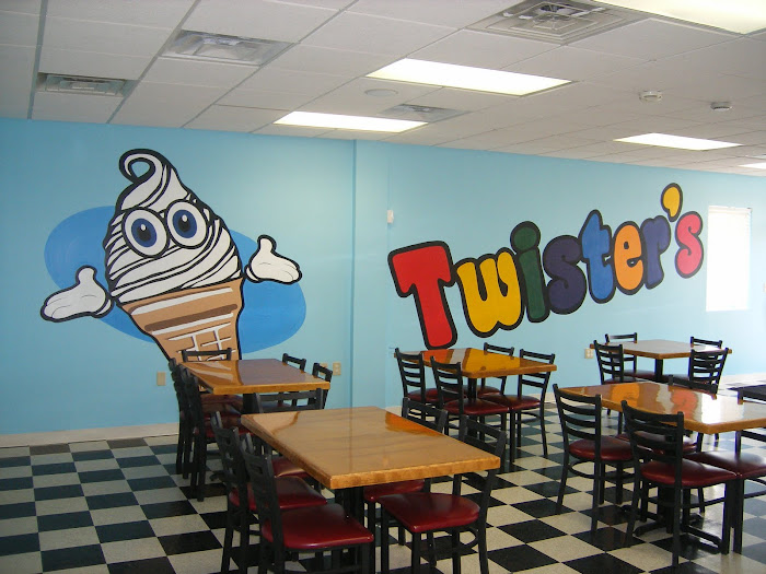 Twister's Ice Cream Parlor