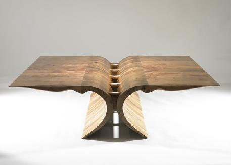 Organic Shaped Furniture By Joseph Walsh