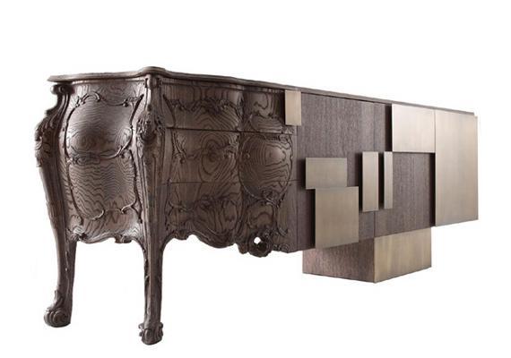 Christopher william adach handbook ferruccio laviani 39 s - Wooden art mobili ...