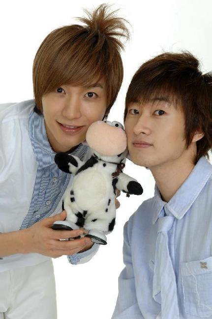 My Idol, Lee Teuk & Eunhyuk.