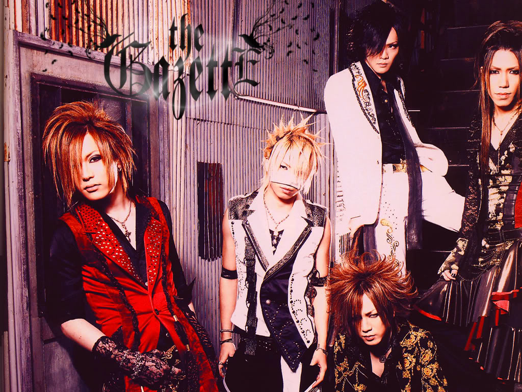 Free Download MP3 The Gazette