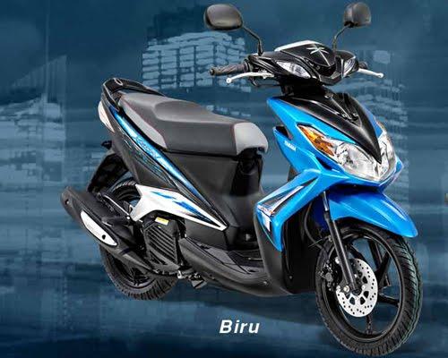 Yamaha Xeon Automatic New Motorcycle