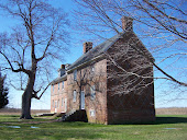 Abel Nicholson house, Fort Elfsborg Rd., Salem Co.