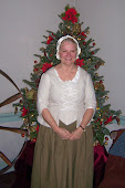 Docent at Whitall House Christmas