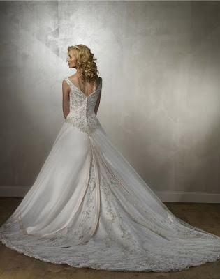 I found this bridal dress from shopofbridescom You just have to spend 30