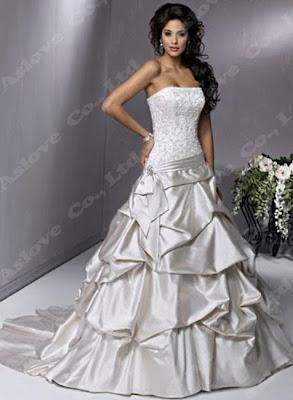 Simple Wedding Grown 2011