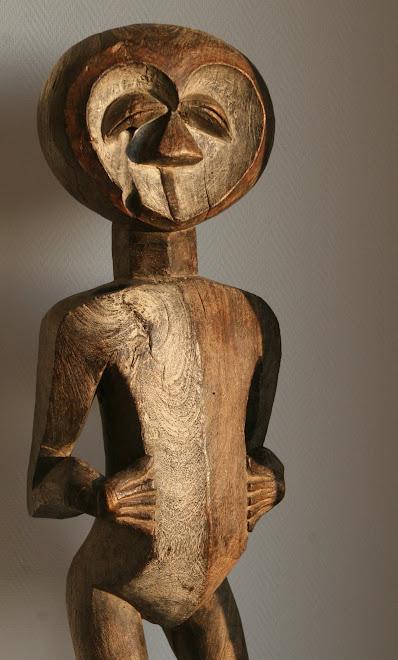 Statue Bakwélé