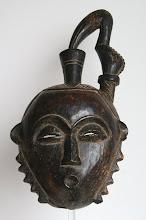 Masque Yaouré de Cote d'Ivoire