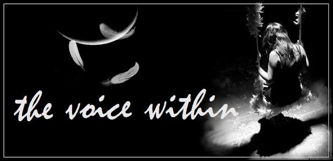 ´¯`·.¸ the voice within ¸.·´¯`