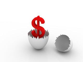 euro nell'uovo