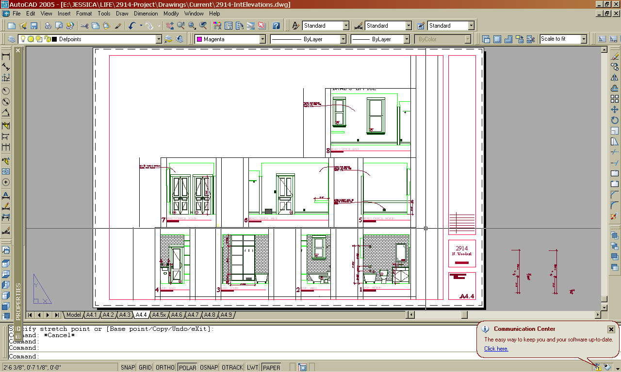 House Front Elevation Drawing Software : Draw house plan front elevation online free joy studio