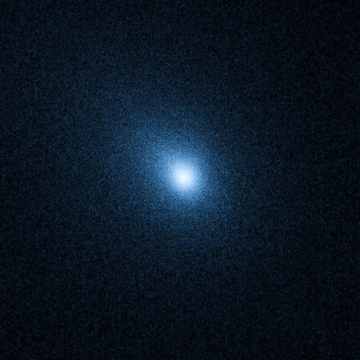 Comet 103P Hartley 2 image from hubble