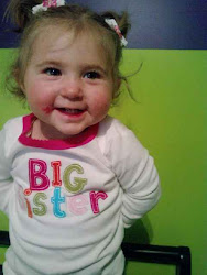 I am going to be a big sister :)