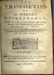 libro nostradamus
