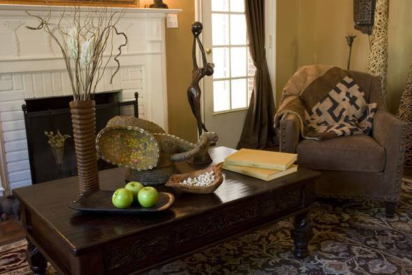 home sweet home: design interior new year design