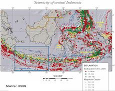 Jalur Gempa di Indonesia