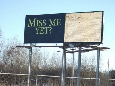Miss Me Yet - Constitution