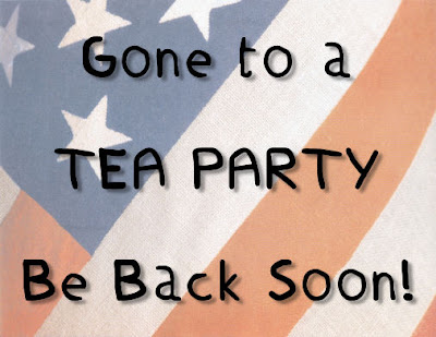 Gone to a Tea Party