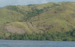 Poblacion-Morocborocan road opening