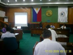 The Sangguniang Panlalawigan of Albay Committee on Environment
