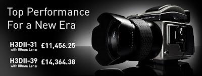 Hasselblad H3DII-31 & H3DII-39 Digital Cameras