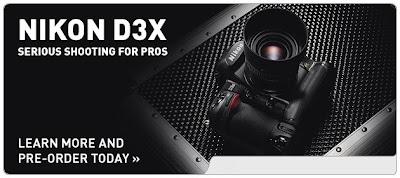 Nikon D3x Digital Camera