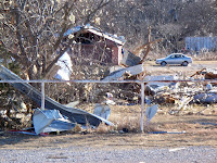 Lone Grove OK Tornado Damage