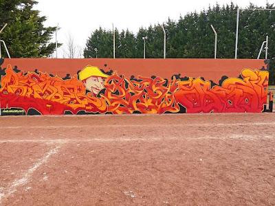graffiti tag, graffiti murals