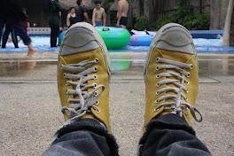 Sexy Yellow Converse