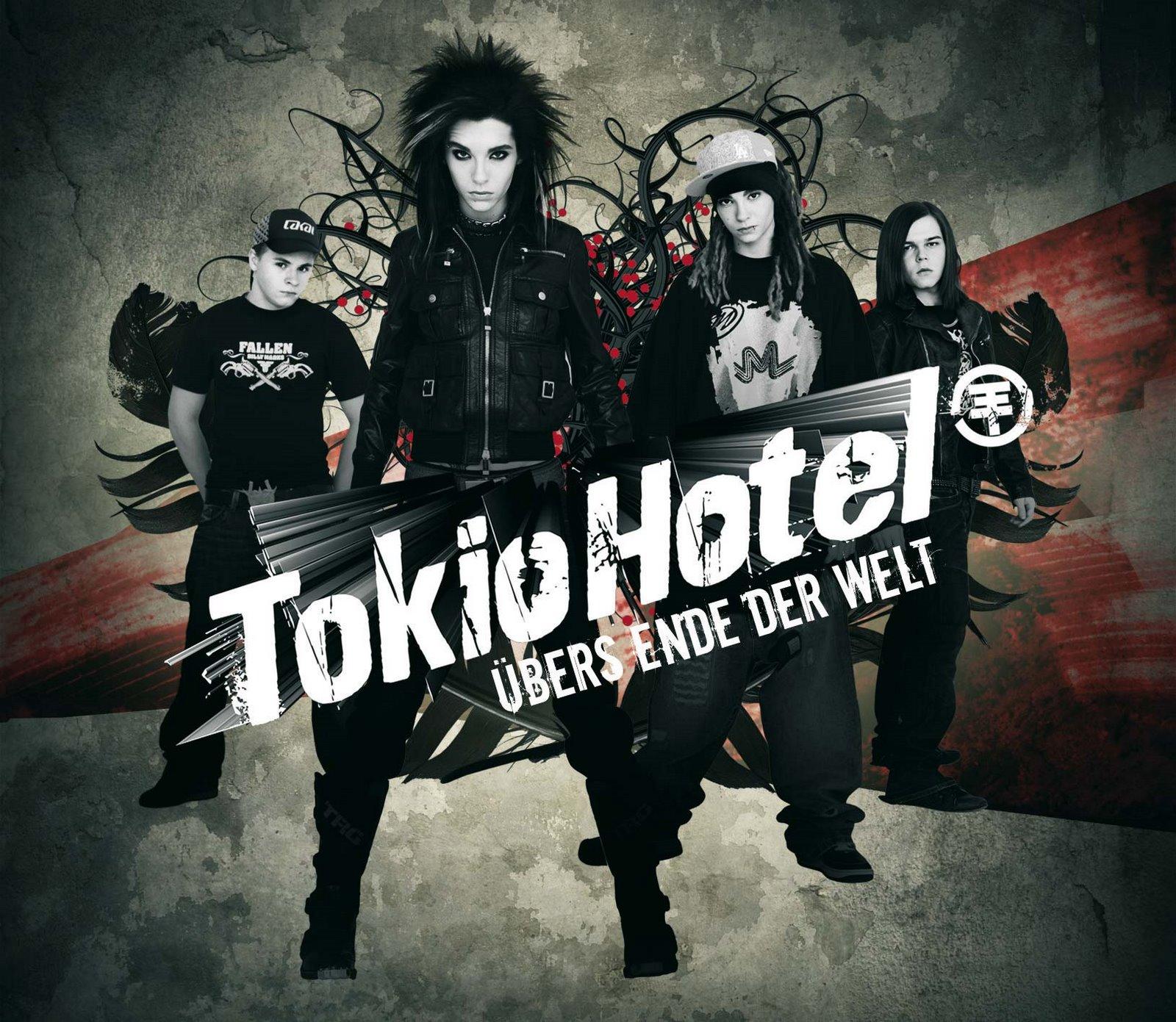 """Tokio Hotel en México """"WIR STERBEN NIEMALS AUS"""""""