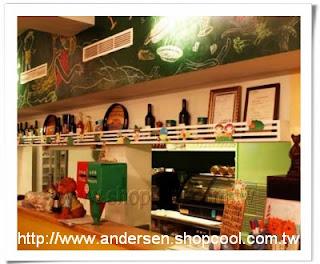 安徒生童話鄉村廚餐廳