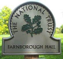 The National Trust - Farnborough Hall