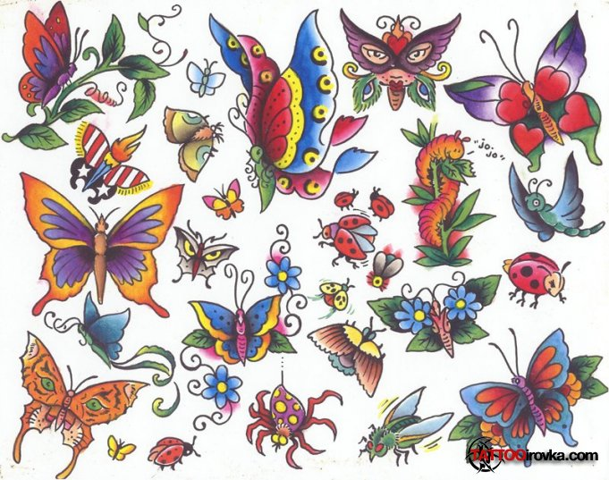 "Collection of ""Large Tattoo Designs"""