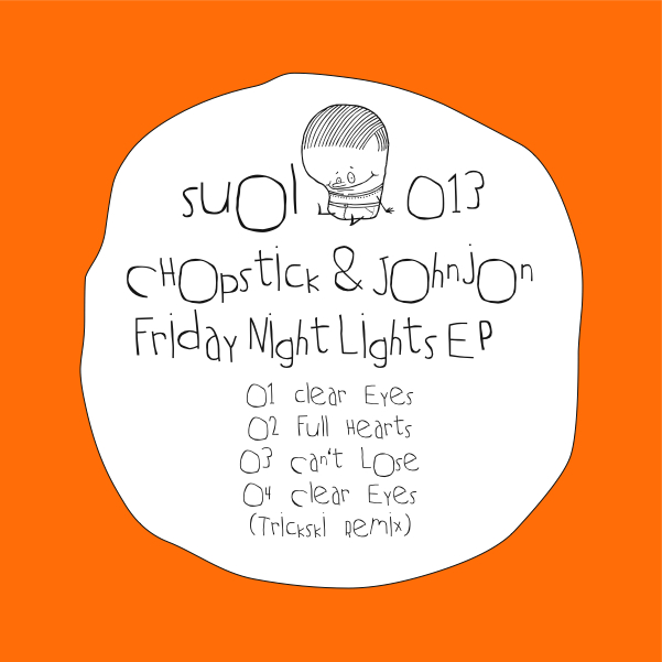 Image   Chopstick & Johnjon   Friday Night Lights EP [SUOL013],  VA Trickski tricksk Tech House Suol stereo Ribn remix quality label k9 Johnjon House Deep House chopstick & johnjon Chopstick,    tech house mp3 deep house music